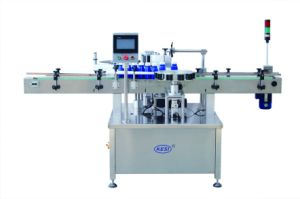 Wrap Around Sticker Labeling Machine pictures & photos