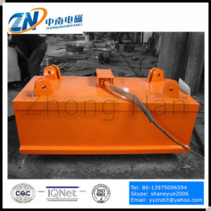 Lifting Electromagnet for Billet, Girder Billet and Slab MW22-14090L/1 pictures & photos
