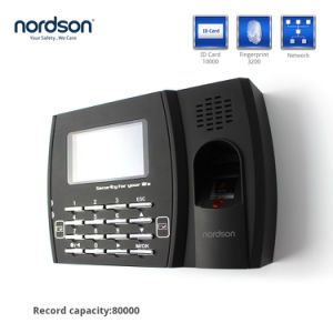 IC & ID Card Support Fingerprints Time & Attendance (U300) pictures & photos
