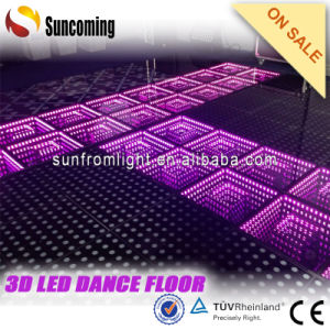 Full New RGB 3in1 Popular Tunnel Effect Dance Floor pictures & photos