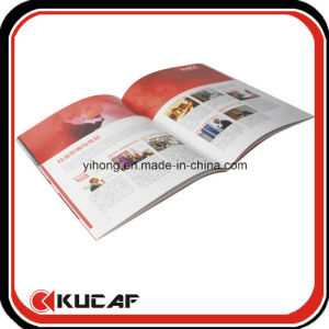 High Quality Perfect Binding Soft Cover Catalogue/Brochure/Booklet/Flyer Printing pictures & photos