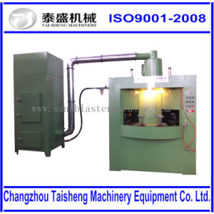 Custom Industrial Automatic Sandblasting Machine Environment Protection
