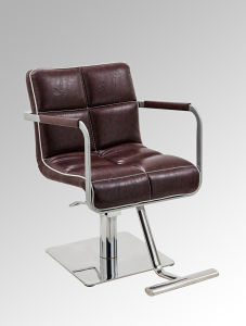Cheap Barber Shop Styling Chair Hairdressing Chair on Promotion (MY-007-82) pictures & photos