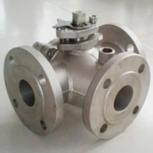Precision Stainless Steel Investment Lost Wax Casting Valves pictures & photos
