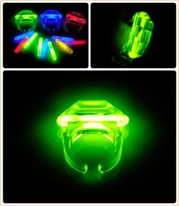 Beautiful Glow Ring Child Ring Child Toys (JZD425) pictures & photos
