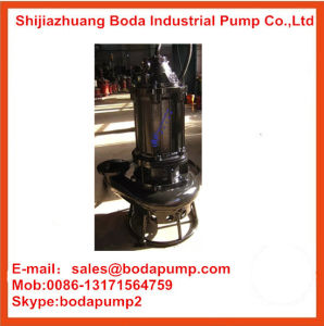 Sand Pump Submersible Mud Pump pictures & photos