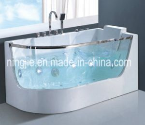 European Stylebubble Bath and LED Bathtub Nj-3026 pictures & photos