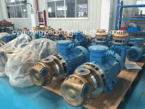 Uninterrupted Service Cryogenic Liquid Transfer Oxygen Nitrogen Argon Coolant Oil Centrifugal Pump pictures & photos