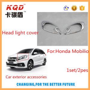 New Product Chrome Head Light Cover For Honda Mobilio