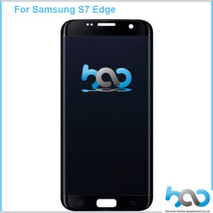 Wholesale Mobile Phone LCD Display for Samsung S7 Edge Touch Screen