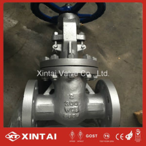 Flexible Wedge API Carbon Steel Flange Gate Valve