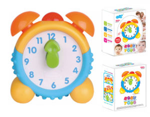 B/O Baby Learning Alarm Clock Intellectual Toy (H7656166) pictures & photos