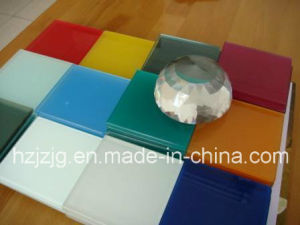 Tempered Screen Tempered Printing Glass for Home Appliance