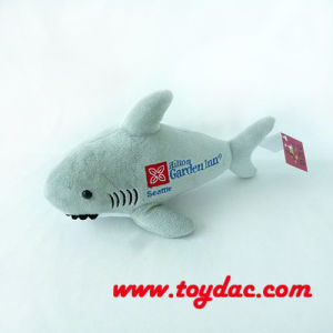 Plush Promotion Shark Key Chain