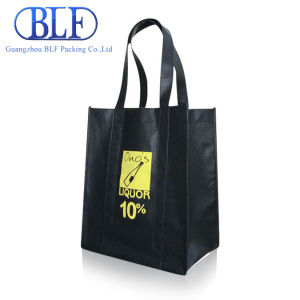 Custom Reusable Shopping Bag (BLF-NW109) pictures & photos