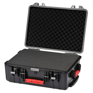 China Manufacturer Plastic Tool Case with Black Waterproof Case pictures & photos