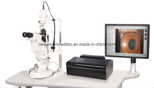 High Quality Digital Slit Lamp with Imaging Analytic System pictures & photos