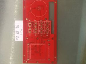 Double Sided PCB Printed Circuit Board Multilayer PCB for Keyboards