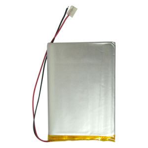 3.7V Rechargeable Lithium Polymer Battery for Tablet (8000mAh)