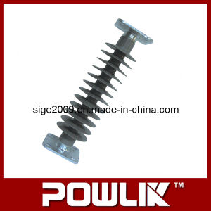 126kv High Voltage Polymer Composite Post Insulator (FZS-126/10) pictures & photos