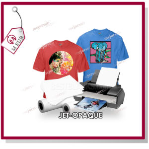 Jet Opaque Dark Transfer Paper A4 Size pictures & photos