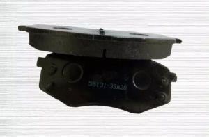 Hot Sale Brake Pads 58101-1da00 for Hyundai/KIA