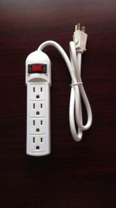 Good Price American Standard 4 Way Extension Socket Power Strip pictures & photos