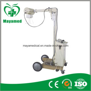 My-D007 X-ray Chest Stand Medical Equipment 100mA Mobile X-ray Machine pictures & photos
