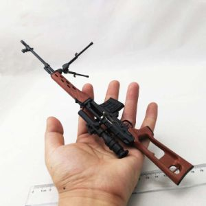 Newest 1: 4 Die Cast Gun Model Toy - Svd pictures & photos