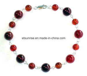 Fashion Necklace, Semi Precious Stone Necklace, Jewelry (ESB01349) pictures & photos