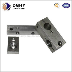 High Standard Custom Precision CNC Machining Service Anodized Aluminum Mill Machine Part