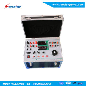 Single Phase Relay Protection Tester pictures & photos