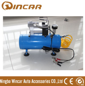 Air Compressor with Air Tank 12V