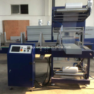 Plastic Bottle Film Wrapping Machinery (WD-150A) pictures & photos