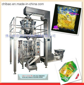 CE Approved Vertical Automatic Macaronis Packaging Machine (CB-5240)