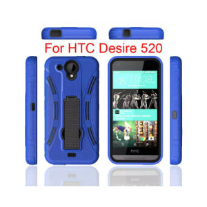 TPU Mobile Phone Protective Cover Holster Combo Case with Holder