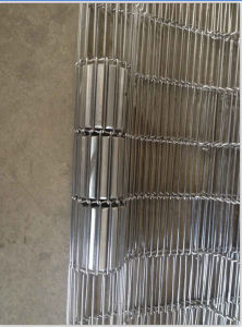 Stainless Steel Wire Conveyor Belt for Food Conveyor Equipment pictures & photos