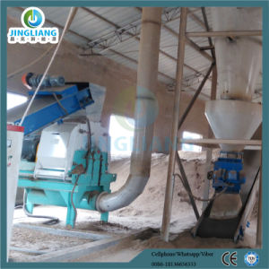 Cereal Grain Processing Machinery Hammer Mill Crusher Machine pictures & photos