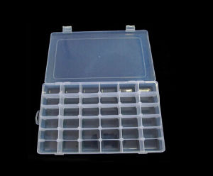 Best Quality Plastic 36compartments Pill Box pictures & photos