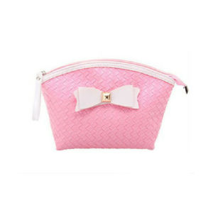 Promotion Cosmetic Bag Make up Bag with Bowknot pictures & photos