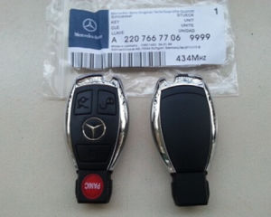Smart Key 3 Button 433MHz for Benz (2005-2008) pictures & photos
