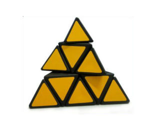 New Popular OEM Design Triangle Magic Cube pictures & photos