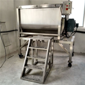 Agrochemical Comppund Granular Ribbon Mixer