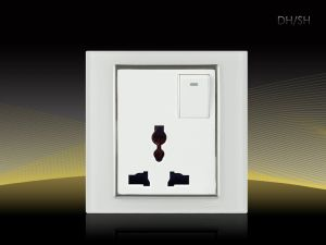 Multi-Function Wall Socket (V6-G, DH)