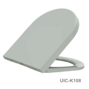 U Shape Duroplast Toilet Seat for European Standard pictures & photos