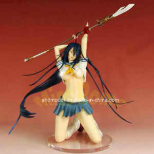 Resin Anime Figure for Display (OEM) pictures & photos