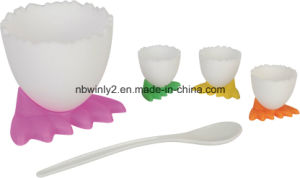 Plastic Egg Holder for Kitchen (WLD6003) pictures & photos
