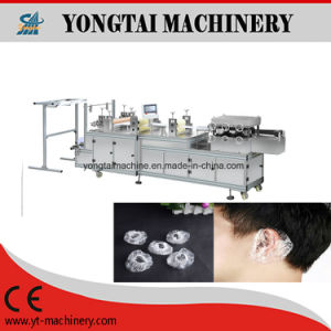 Disposable Plastic Shower Ear Covers Machine pictures & photos