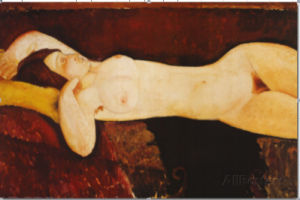 Nude Painting Oil