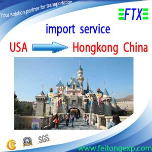 Import Shipment &Storage Service From USA to China